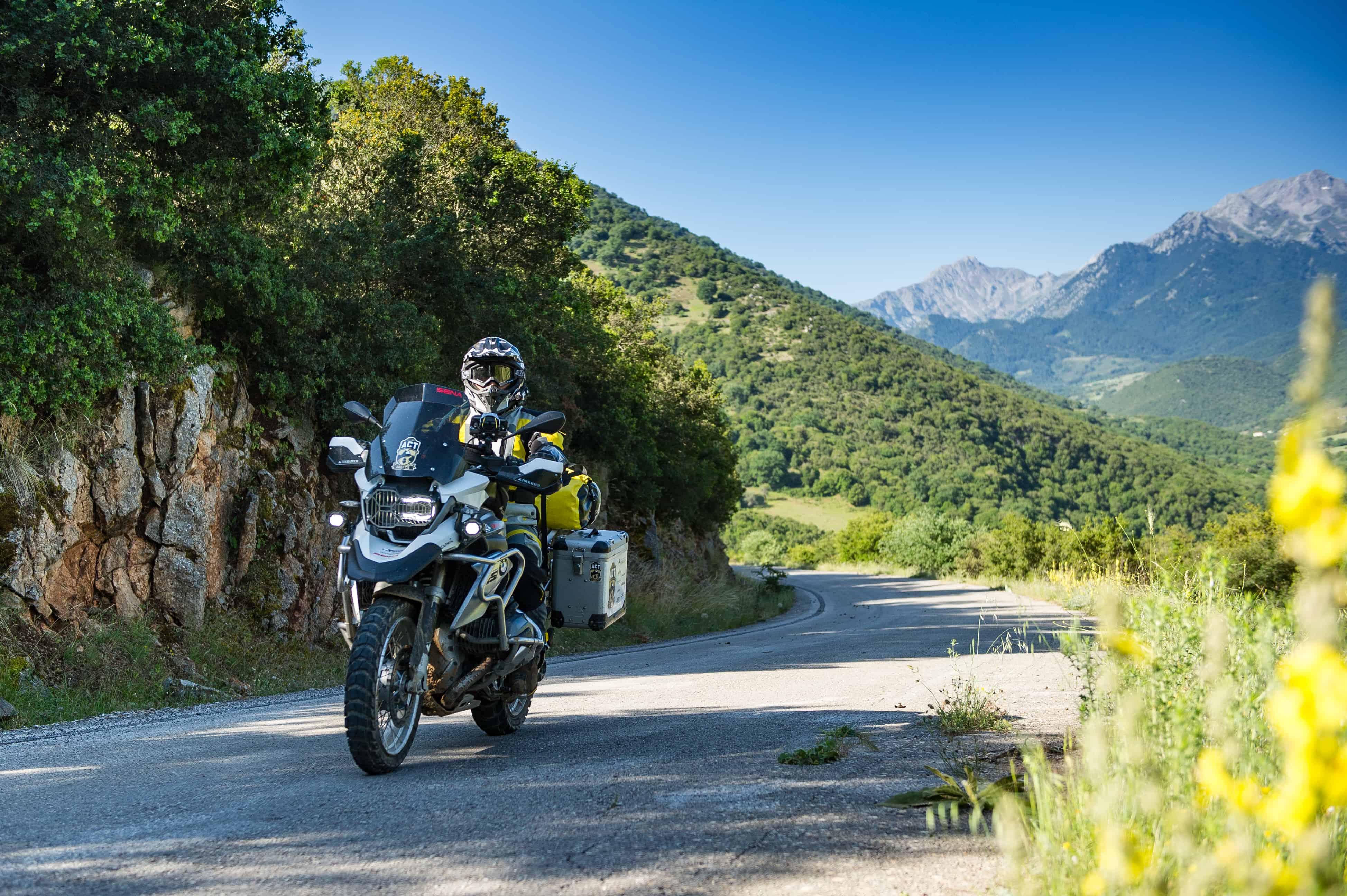 Motorrad Touren Events