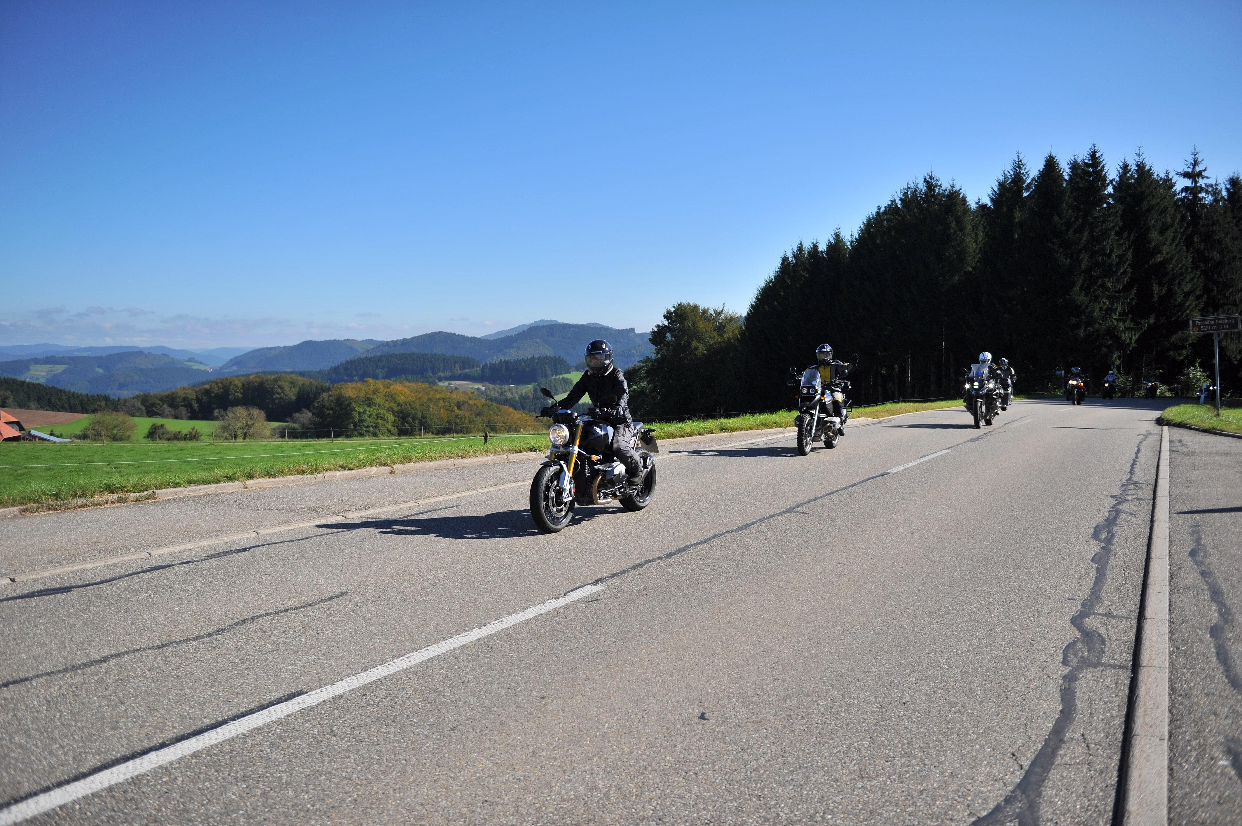 Touren durch den Schwarzwwald